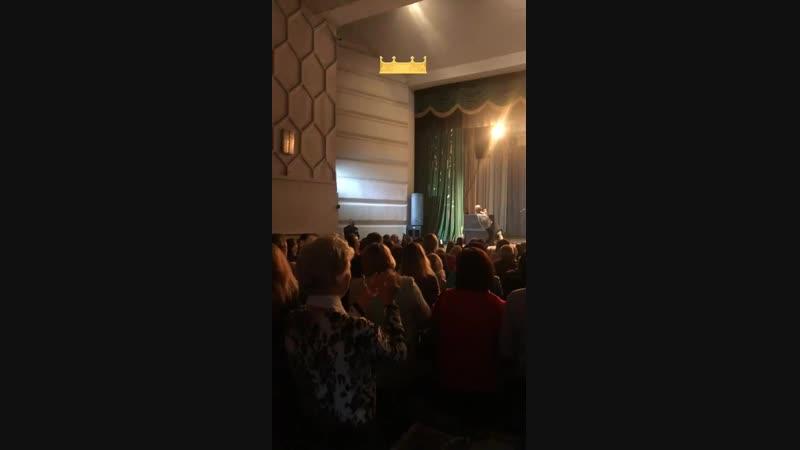 Команда благодарных музыкантов. Концерт в Светлогорске 22.10.18