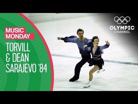 Jayne Torvill and Christopher Dean's Legendary Bolero Performance   Music Monday