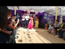 Индийский танец на свадьбе 10.08.2018