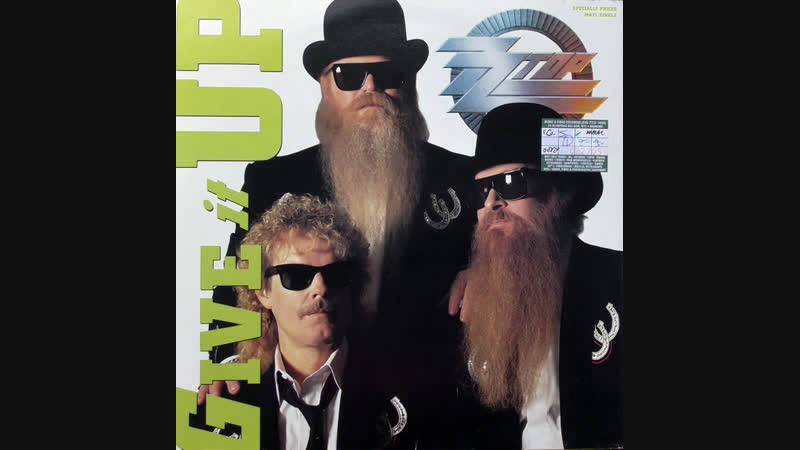 ZZ Top - Give It Up