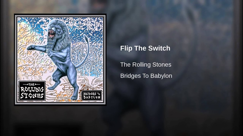 Rolling Stones Flip The Switch