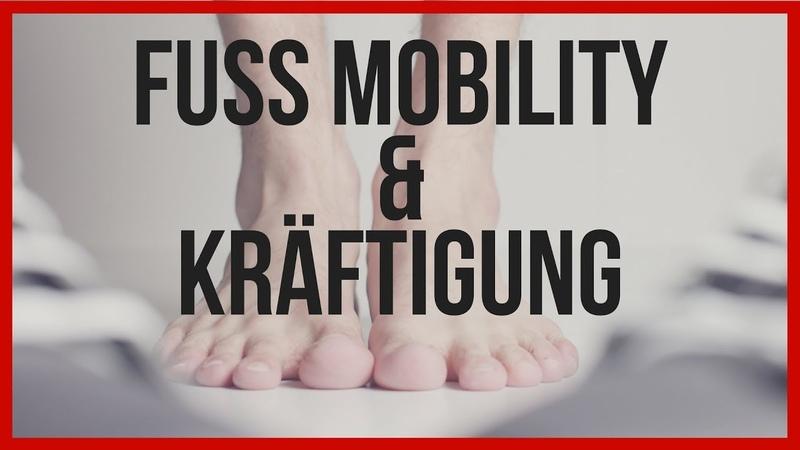Gesunde Füße | Mobilisation und Kräftigung gegen Hallux Valgus| CoachPatrick 2018