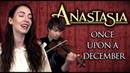 Anastasia Once Upon A December Cover by Alexander Rybak and Minniva