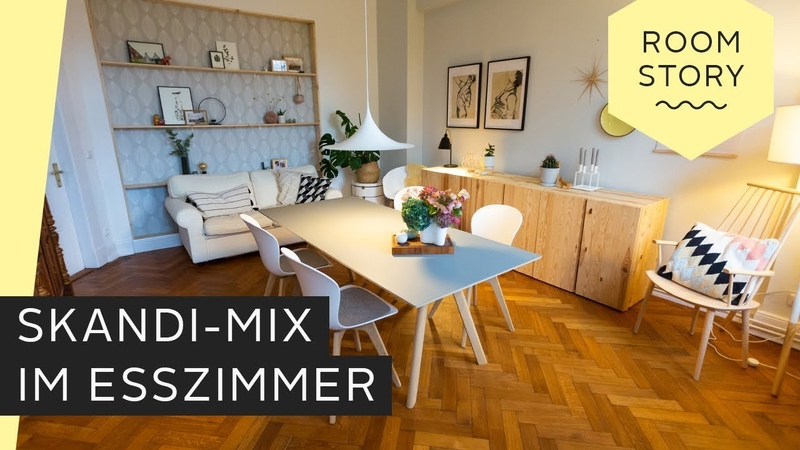 Fröhlicher Skandi-Mix im Esszimmer – Lenes Roomstory | Roombeez – powered by OTTO