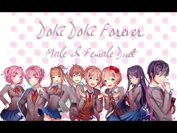 DDLC Doki Doki Forever Female Male Duet