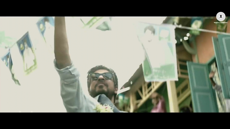 Клип из фильма Раис - Enu Naam Che Raees