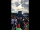 Германия-Мексика, фан-зона