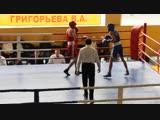 60 кг. Шашков Артём (Лосино-Петровск) - Сарафанов Иван (Дмитров) 21.10.2018 финал