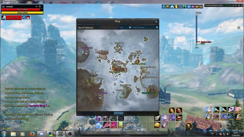 Icarus Online Марки на Tagris и Treas