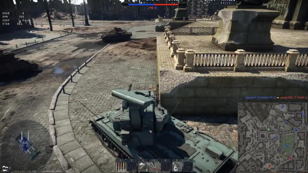 War Thunder - Зенитка против десяти танков