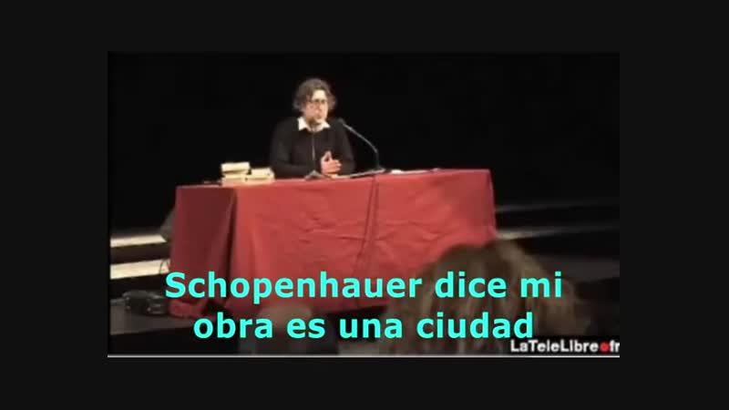 Michel Onfray - Schopenhauer y la tiranía del querer