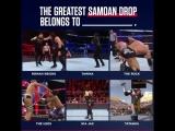 Кто лучше проводит Самоан Дроп?