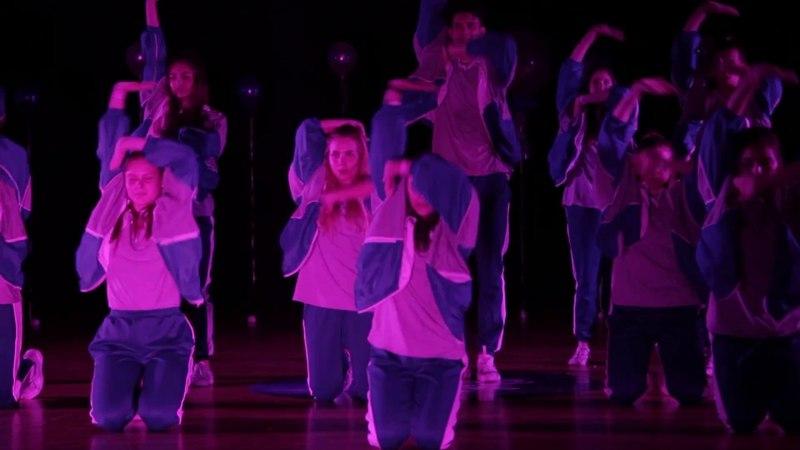 Отчетный концерт - ПАРАД ПЛАНЕТ - FS dance studio (Minsk) - Bogachenko Dmitrii - Young Crew 2