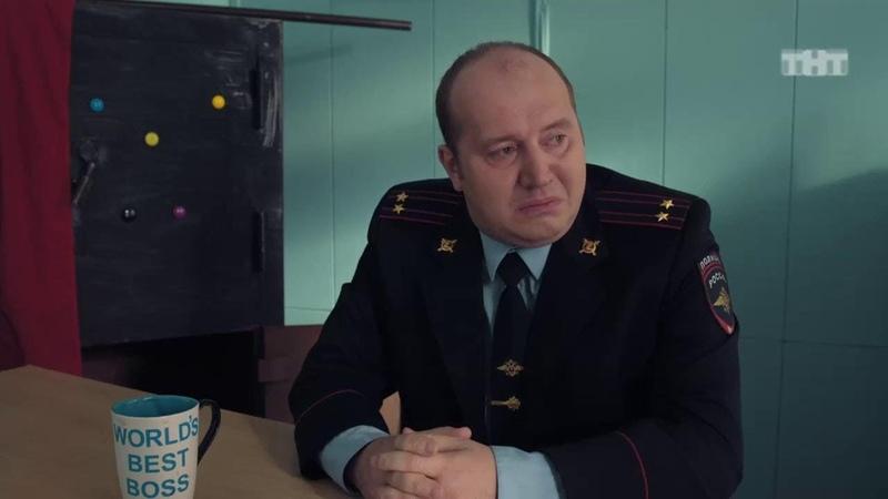 Полицейский с рублевки 4 сезон. Нарезка приколов и смешных моментов! Володя Яковлев ЖЖЁТ!