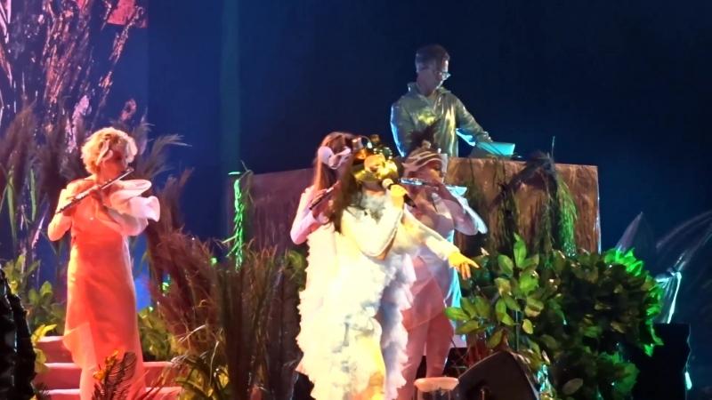 Björk - Tabula Rasa - live at Gent Jazz Festival (2018) - Bjork (aud.rec.)