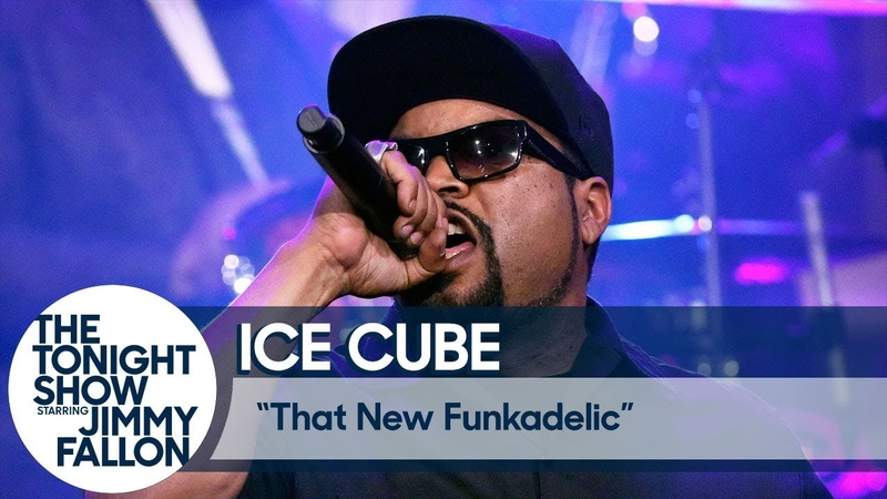 Ice Cube: That New Funkadelic