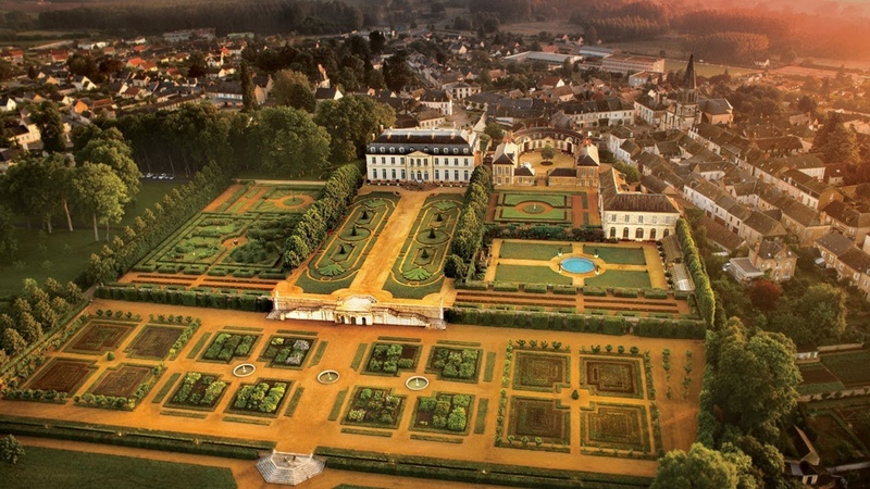 A Massive, Newly Renovated French Château | Chateau Du Grand-luce, Loire Valley, France
