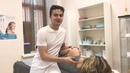 Биодинамический массаж. Грудной отдел позвоночника