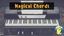 R B Magical Chords - J Cole Kevin's Heart Flip Using FL Studio with Scaler EZ Keys