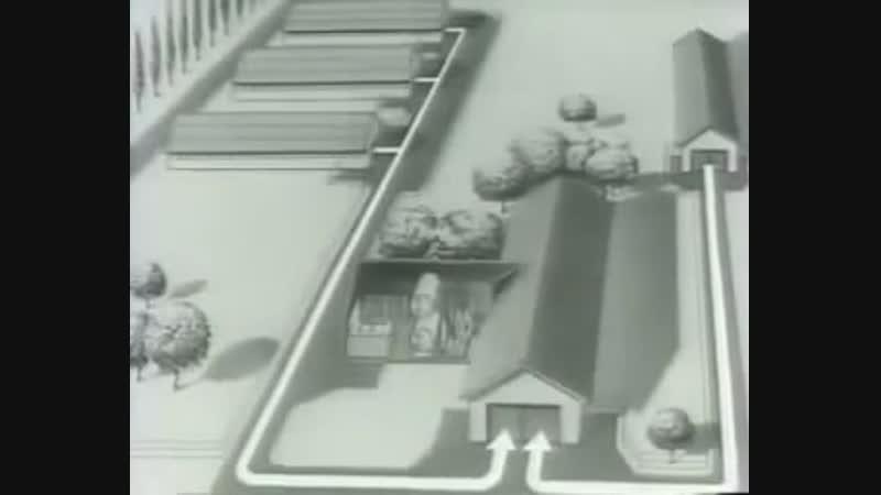 Тепловые насосы Киевнаучфильм 1986