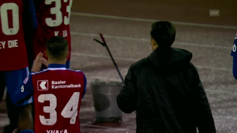 Чемпионат Швейцарии 2018-19 12-й тур Grasshopper - Basel