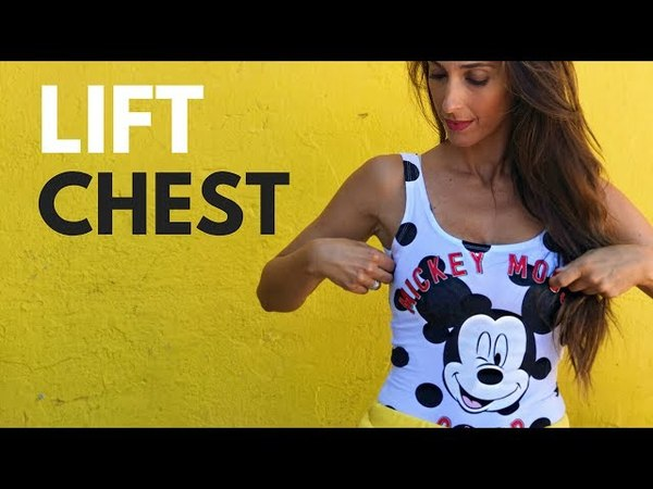 5 Targeted Exercises to Lift Your Chest | Natural Breast Lifting Workout