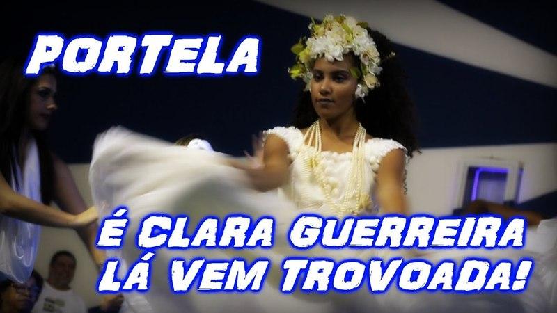 🕊 Portela fará homenagem à Clara Nunes no Carnaval 2019