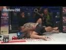 Bellator 200 Charlie Ward vs Martin Hudson концовка боя