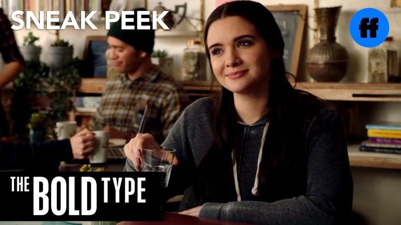 The Bold Type | Season 2, Episode 4 Sneak Peek Janestripe is Back | Freeform