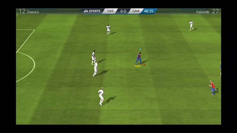 FIFA 16 ultimate IOS Android Replay Gameplay 1080p 119