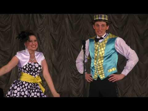 И Кальман дуэт Тони и Мари из оперетты Принцесса Цирка исп Дмитрий и Мария Злобины