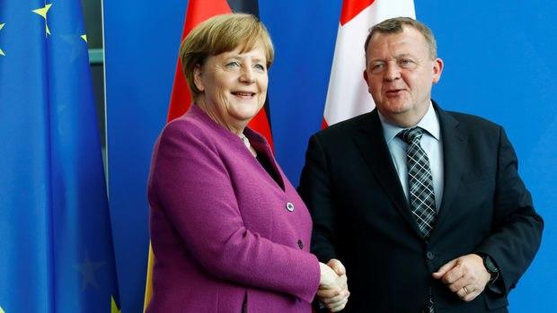 Премьер Дании выступил с заявлением по «Северному потоку — 2»