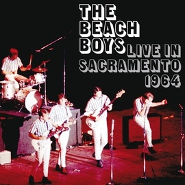 The Beach Boys альбом The Beach Boys Live In Sacramento 1964