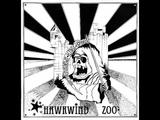 HAWKWIND ZOO - HURRY ON SUNDOWN - U. K . UNDERGROUND - 1969