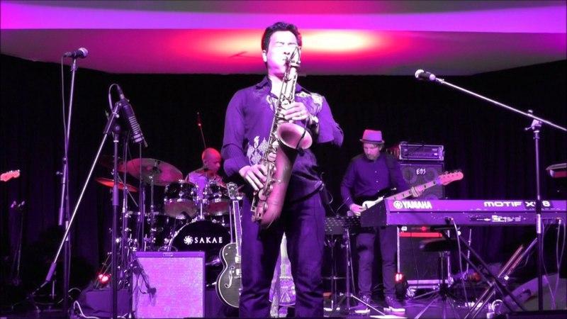 Hyde Park (The 'Ah, Oooh' Song) - Jeff Kashiwa at 6. Mallorca Smooth Jazz Festival (2017)