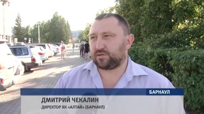 Наталья Царёва_ возобновляется строительство Государственного художественного му