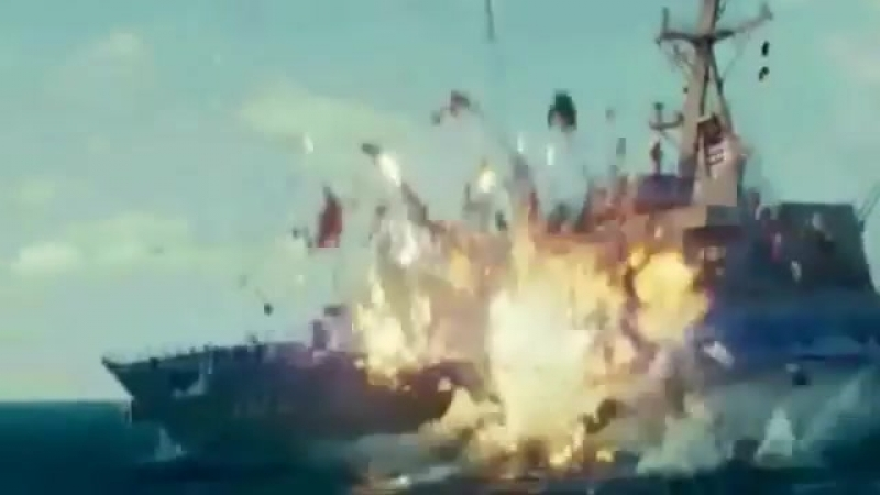 Сатирическая пародия . Как армия России потопила флот США и взорвала Лондон.