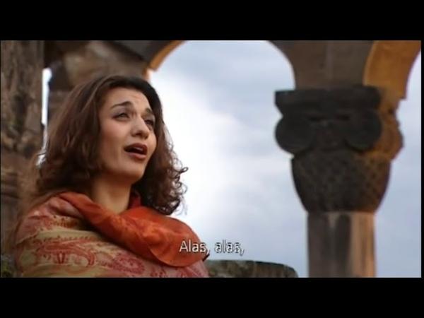 Isabel Bayrakdarian and The Minasyan Duduk Quartet - Dle Yaman || Music of Armenia