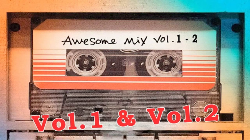 Guardians of the Galaxy: Awesome Mix Vol. 1 Vol. 2 (Original Motion Picture Soundtrack)