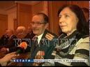 Сегодня в театре Драмы состоялось торжественное собрание посвященное празднованию 23 февраля