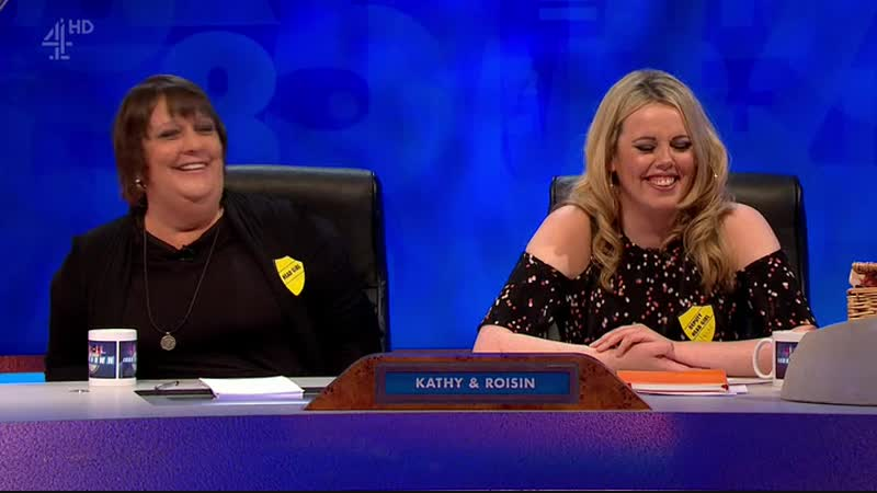 8 out of 10 Cats does Countdown S14E02 (25.08.2017)