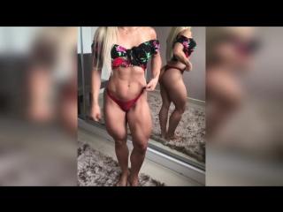 VIVI WINKLER Workout GYM Motivation Summer 2018