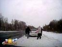 Инспекторы ДПС помогли пассажиру