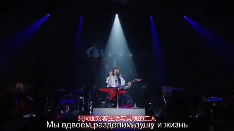 [Garupa Live] Poppin Party B.O.F [rus sub]