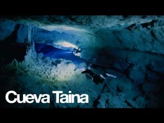 Chambers of cueva TAINA