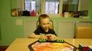 Бизяев Артём в 5 лет собирает кубик 2х2х2 рекорд