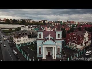 Казань. Аэросъёмка с DJI Mavic Pro__Kazan. Aerial photo with DJI Mavic Pro
