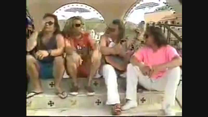 Van Halen (Cabo San Lucas, Mexico, 1990)