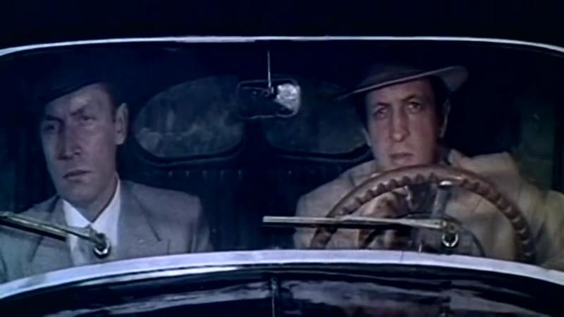 Испанский вариант 1980 детектив военная драма реж Эрикс Лацис