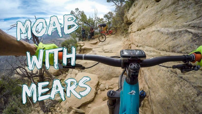 Mears of Moab MTB | Half Enchilada in 4K